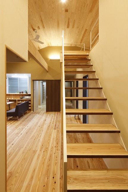 自然素材をふんだんに使った長期優良住宅3