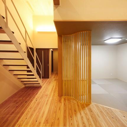 自然素材をふんだんに使った長期優良住宅5
