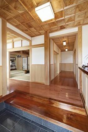 純和風住宅7