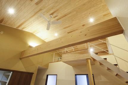 自然素材をふんだんに使った長期優良住宅6