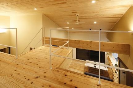 自然素材をふんだんに使った長期優良住宅7