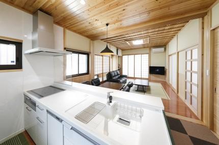 純和風住宅5
