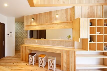 土間のある快適な家5