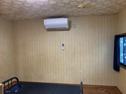 天井 貼替